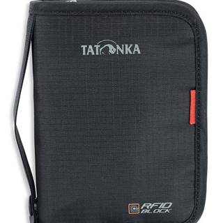Travel Zip M RFID B Black