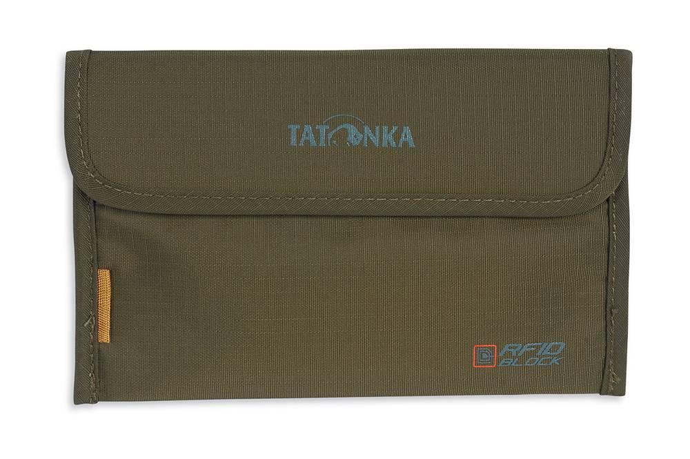 Tatonka Travel Folder RFID B Olive