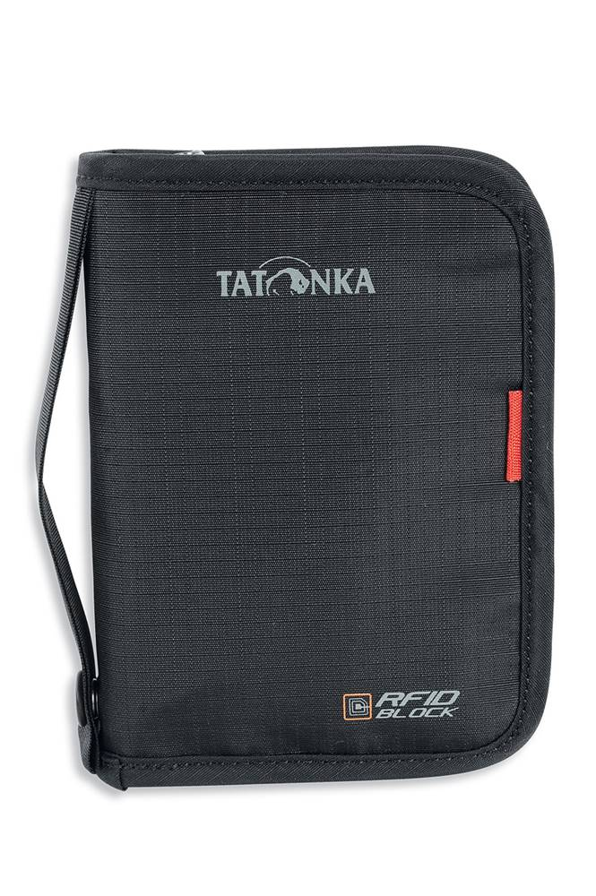 Tatonka Travel Zip M RFID B Black