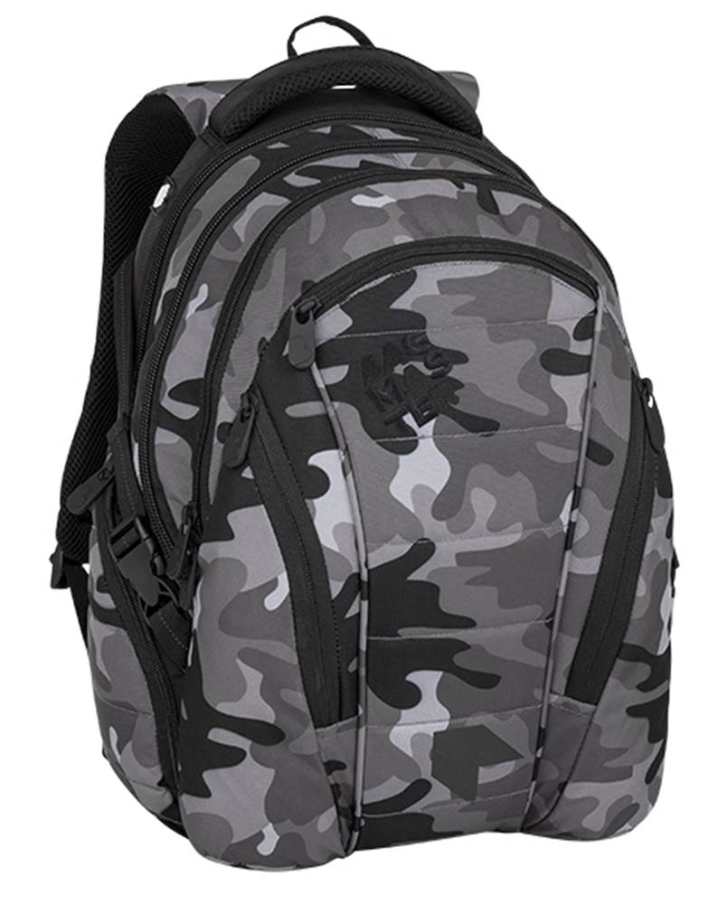 Bagmaster Bag 8 CH Black/grey/white