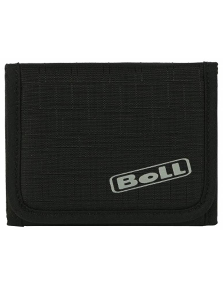 Boll Tri-Fold Wallet Black/lime