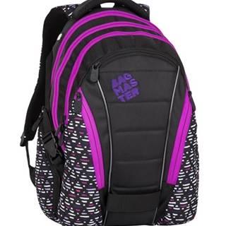 Bag 8 A Black/pink/violet