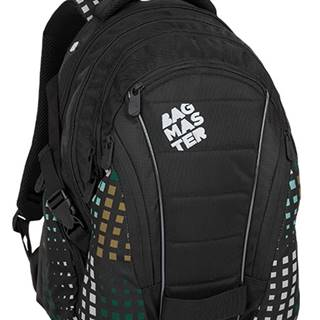 Bag 8 D Black/green/grey