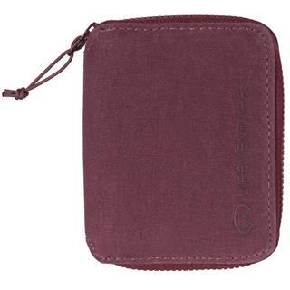 RFiD Bi-Fold Wallet Aubergine