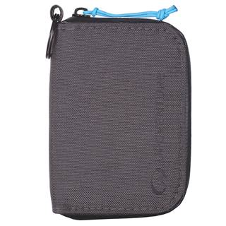RFID Coin Wallet Grey