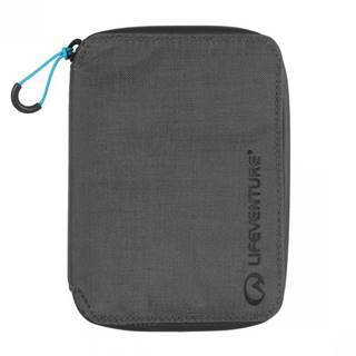 RFiD Mini Document Wallet Grey