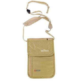 Skin Neck Pouch RFID B Natural