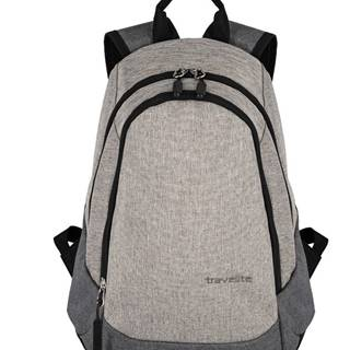 Basics Mini-Backpack Light grey