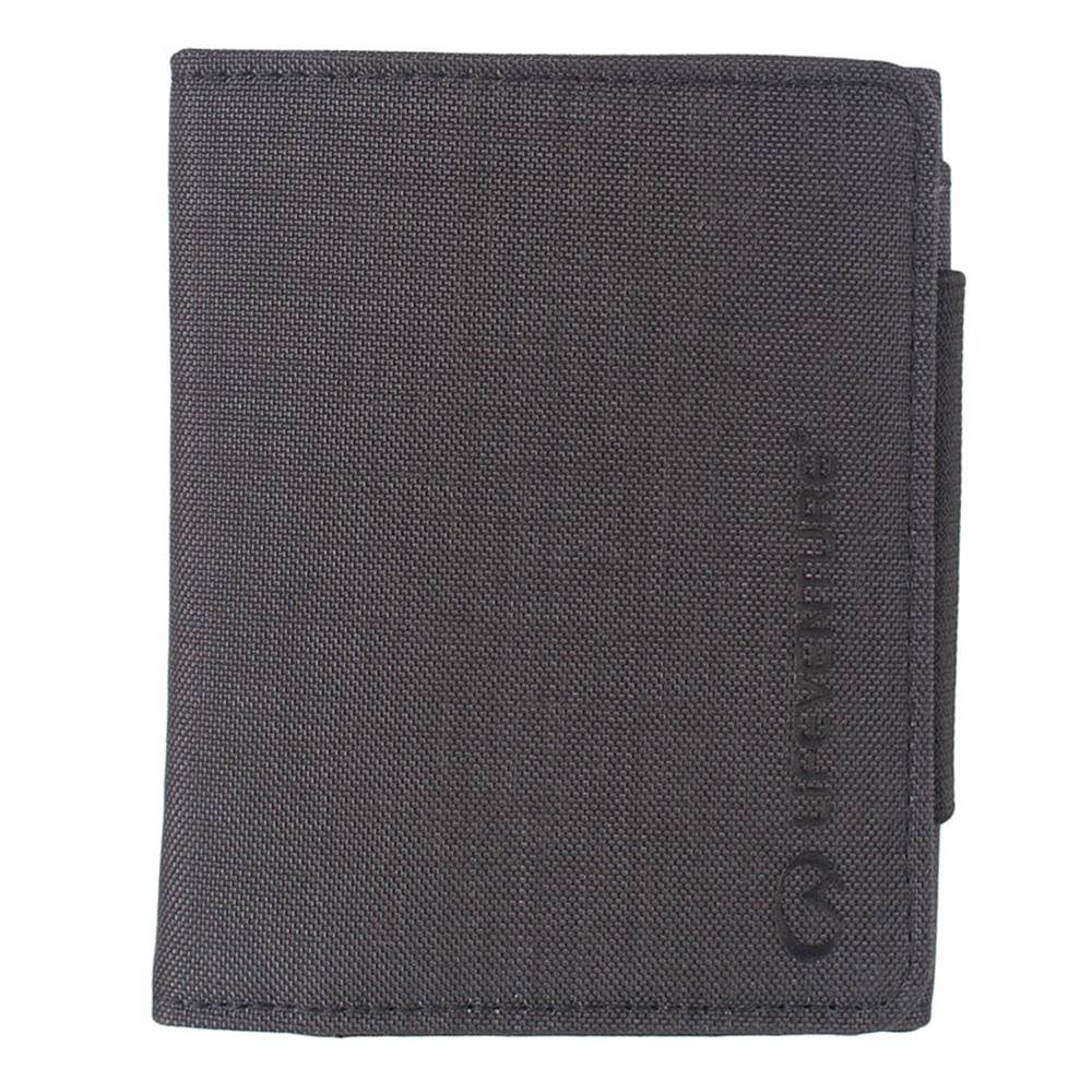 Lifeventure RFiD Charger Wallet Grey + Power bank