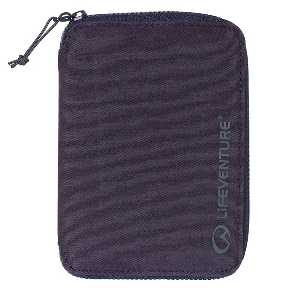 Lifeventure RFiD Mini Travel Wallet Navy