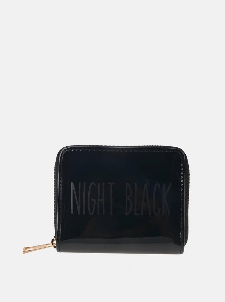 clayre & eef Čierna dámska peňaženka Clayre & Eef