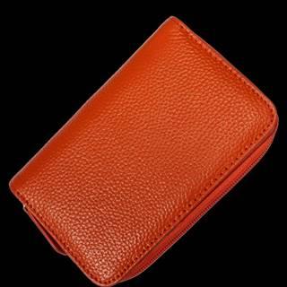 Kožená peňaženka WB009 Arancio