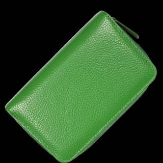 Kožená peňaženka WB009 Verde Scura