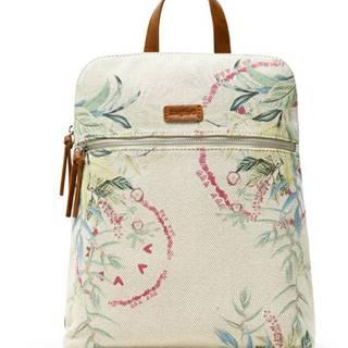 Desigual béžové ruksak Back Callie Nanaimo