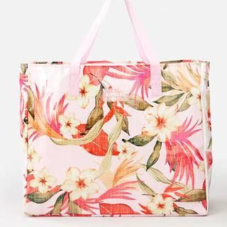 Ružová kvetovaná taška Rip Curl
