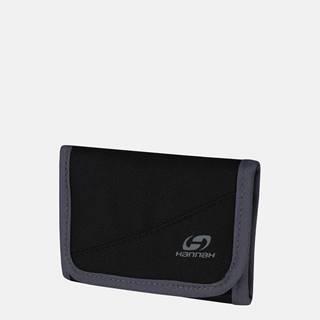 Čierna peňaženka Hannah