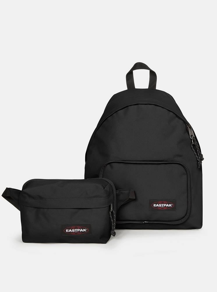 Čierny batoh s ľadvinkou Ea...