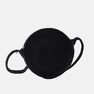 Kabelky pre ženy Pieces - čierna