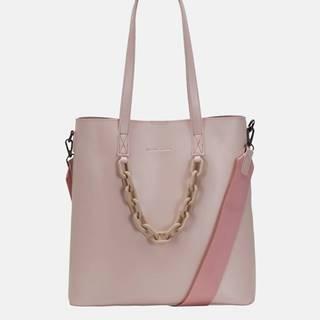 Ružová kabelka Claudia Canova