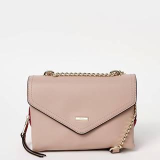 Ružová crossbody kabelka Gionni Damara