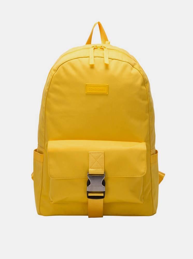 Žltý batoh Consigned Finlay...