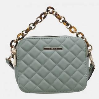 Svetlozelená malá kabelka Bessie London