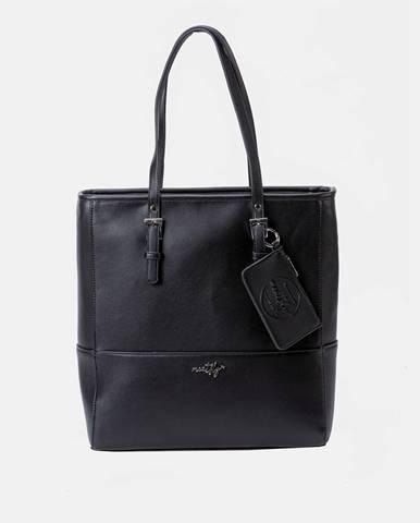 Čierna kabelka Meatfly Slima