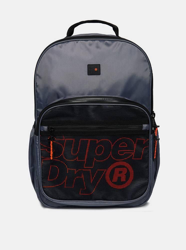 Superdry Šedý batoh Superdry