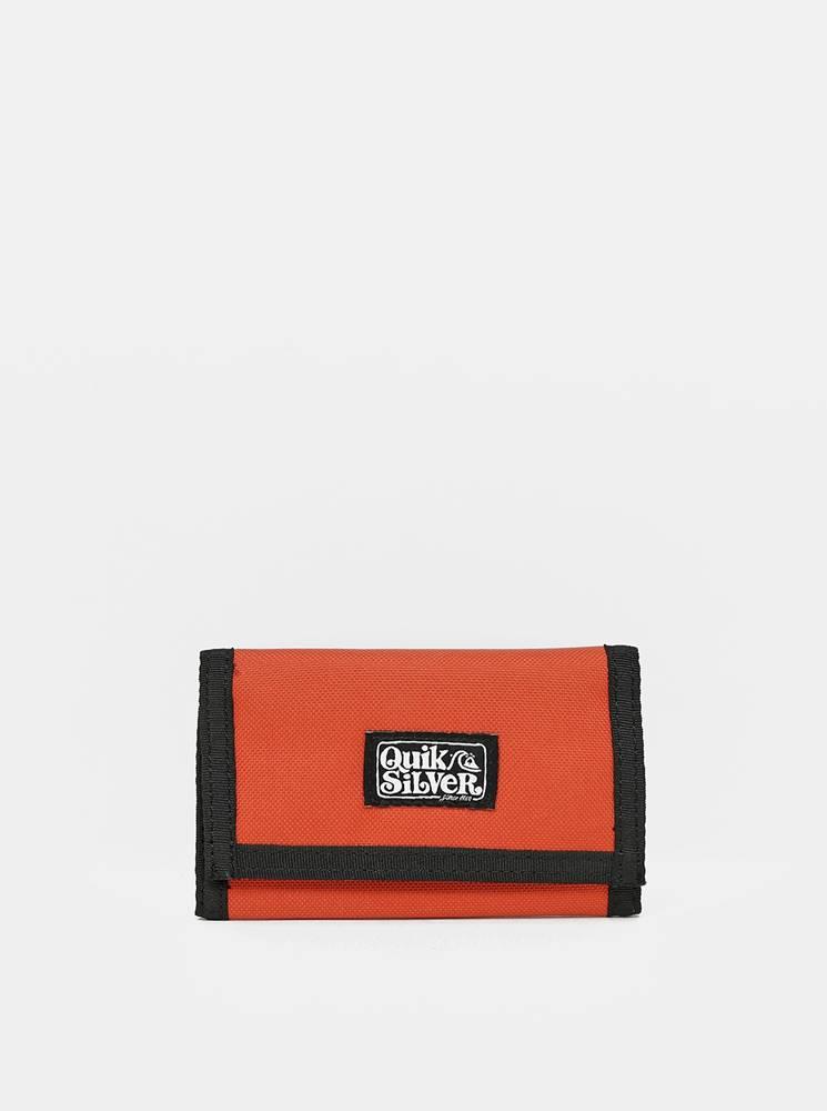 Quiksilver Oranžová peňaženka Quiksilver