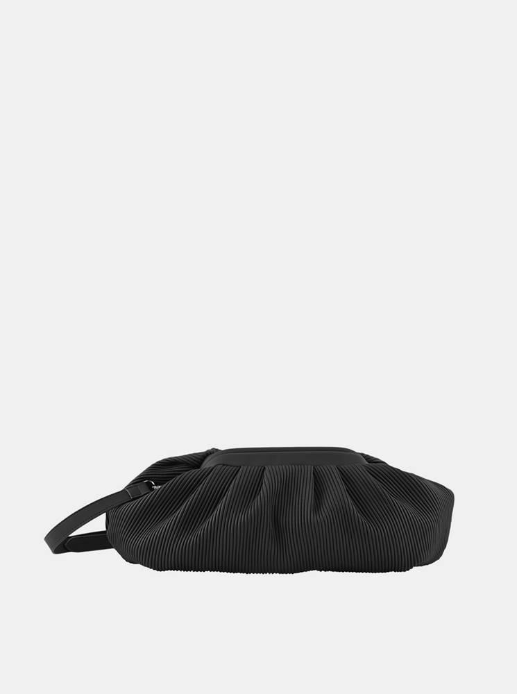 Pieces Čierna kabelka Pieces Siv