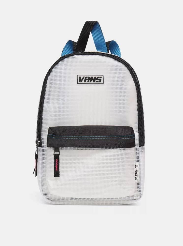 Vans Transparentný batoh VANS