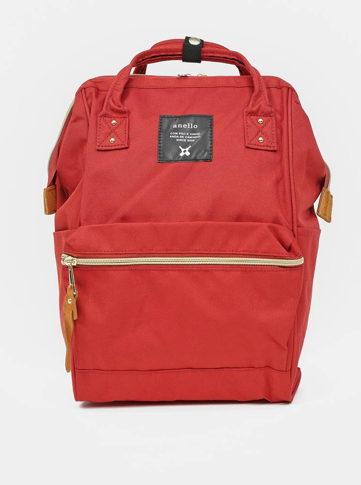 anello Červený batoh Anello 10 l