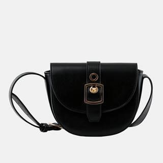 Čierna crossbody kabelka  Litta
