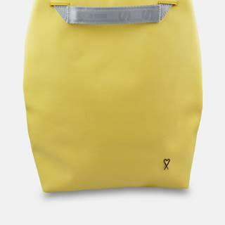 žltý mestský ruksak Yellow City
