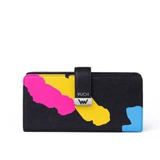 čierne peňaženka Aureli