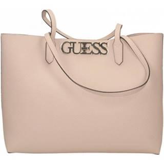 Veľká nákupná taška/Nákupná taška Guess  UPTOWN CHIC BARCELONA TOTE