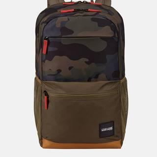 Hnedý vzorovaný batoh Case Logic Uplink 26 l