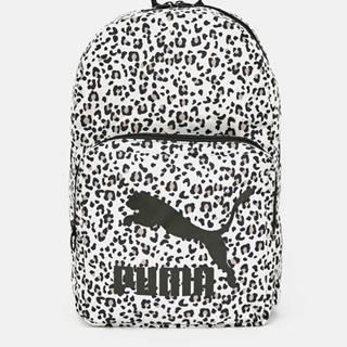 Biely vzorovaný batoh Puma