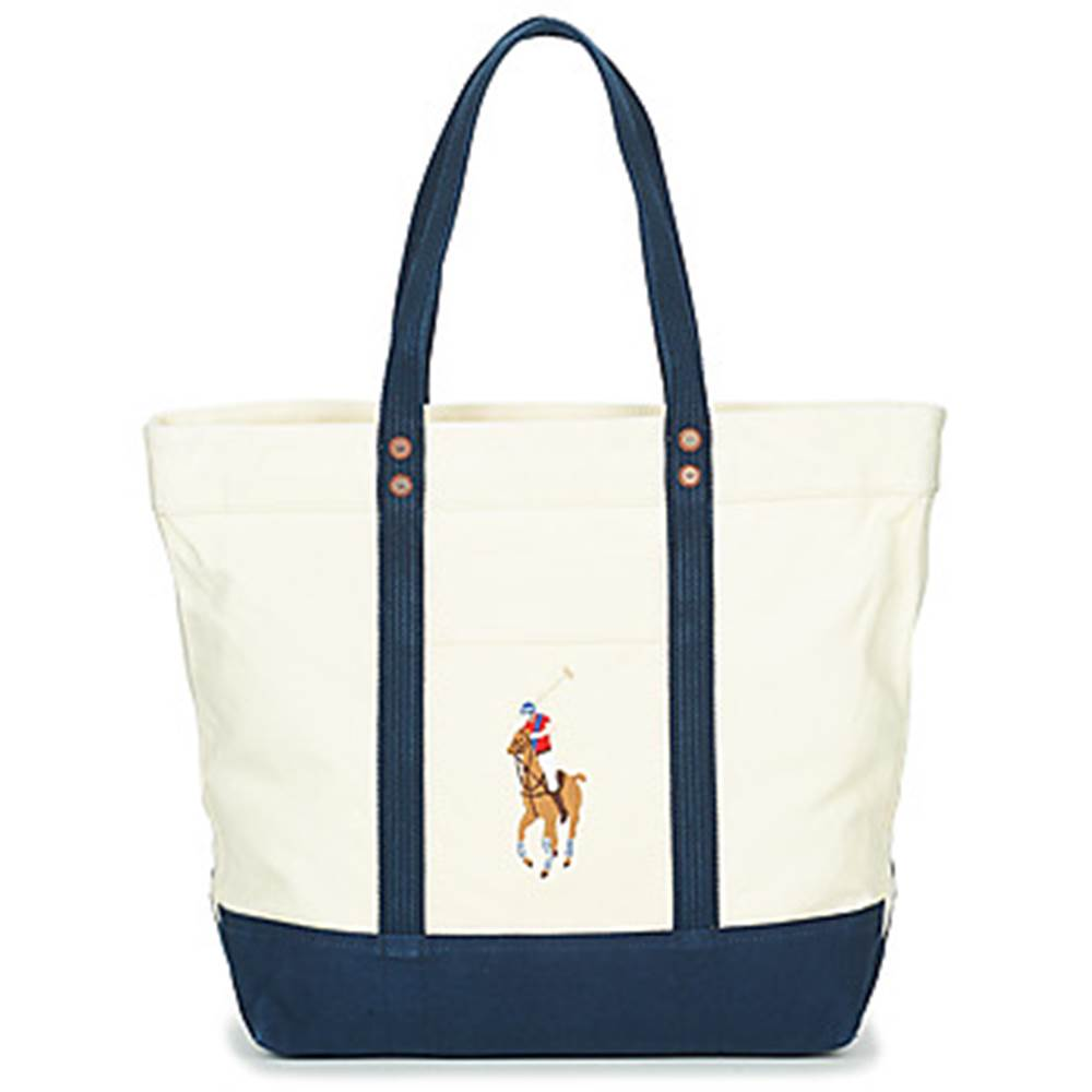Polo Ralph Lauren Veľká nákupná taška/Nákupná taška Polo Ralph Lauren  MULTI PP TOTE
