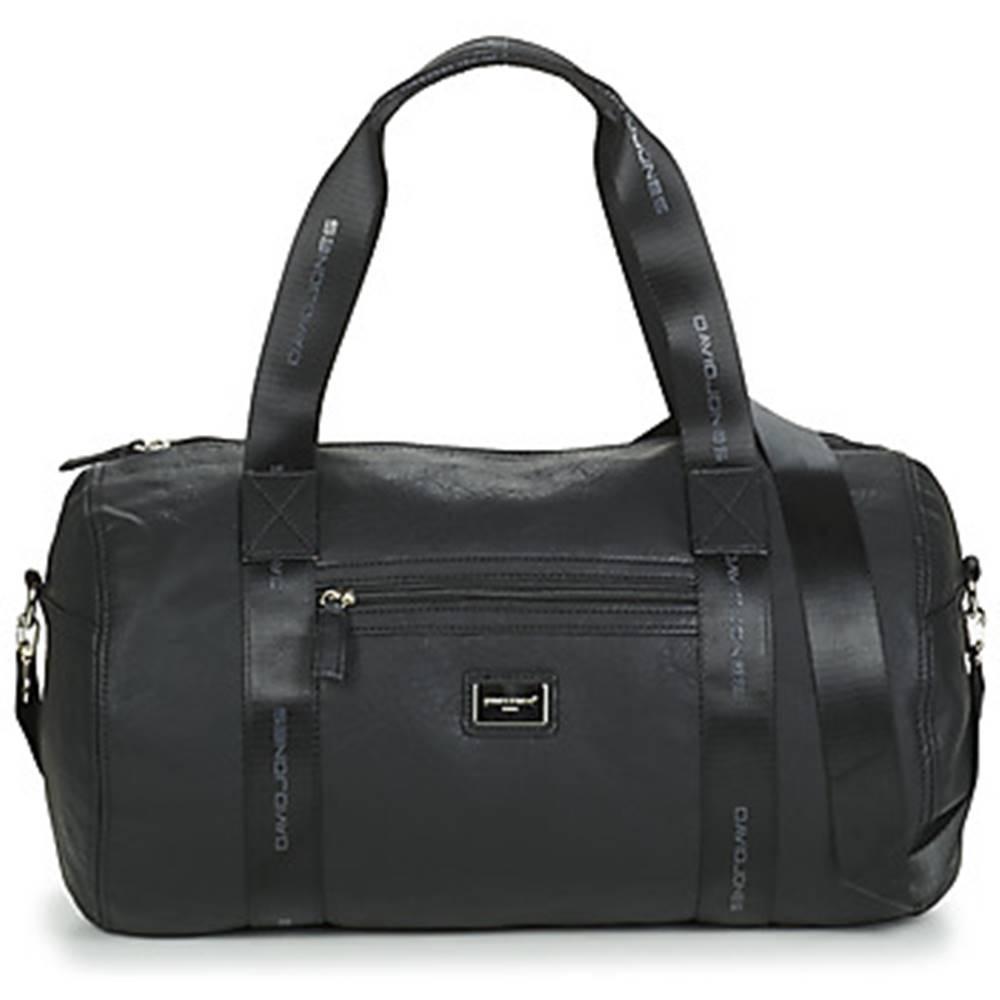 David Jones Cestovné tašky David Jones  CM5081-BLACK