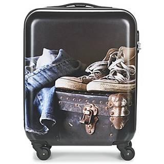 Pevné cestovné kufre David Jones  ACHIDATA