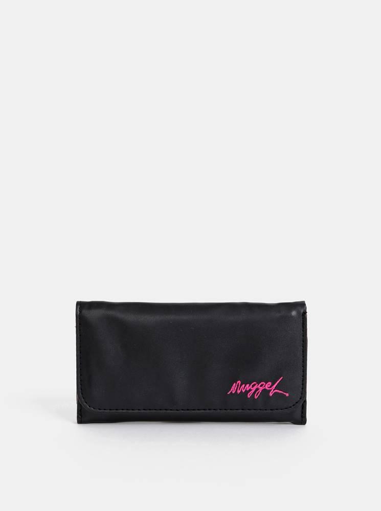 NUGGET Čierna dámska peňaženka NUGGET Arlen