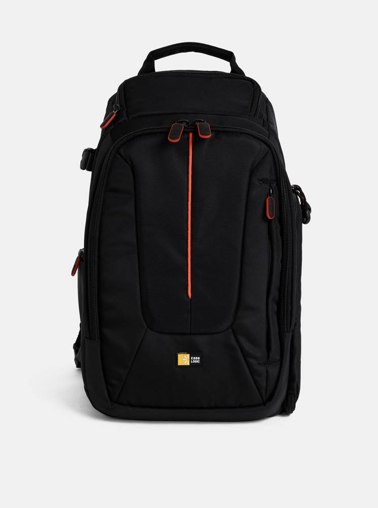Case Logic Čierny batoh na fotoaparát cez rameno Case Logic
