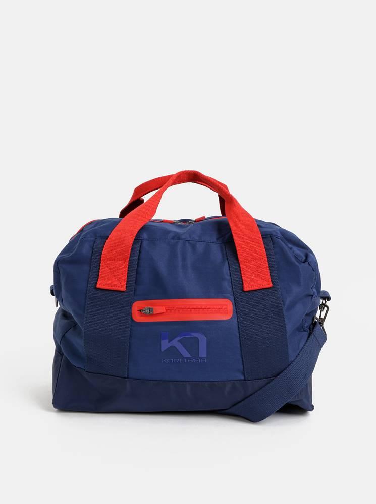 Kari Traa Tmavomodrá športová taška Kari Traa Lin Bag 27 l