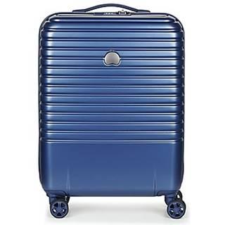 Pevné cestovné kufre Delsey  CAUMARTIN PLUS VALISE TROLLEY CABINE SLIM 4 DOUBLES ROUES 55 CM