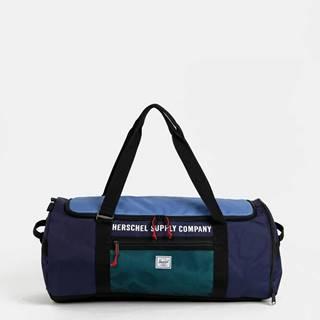 Tmavomodrá cestovná taška Herschel Supply Sutton Carryall 50 l