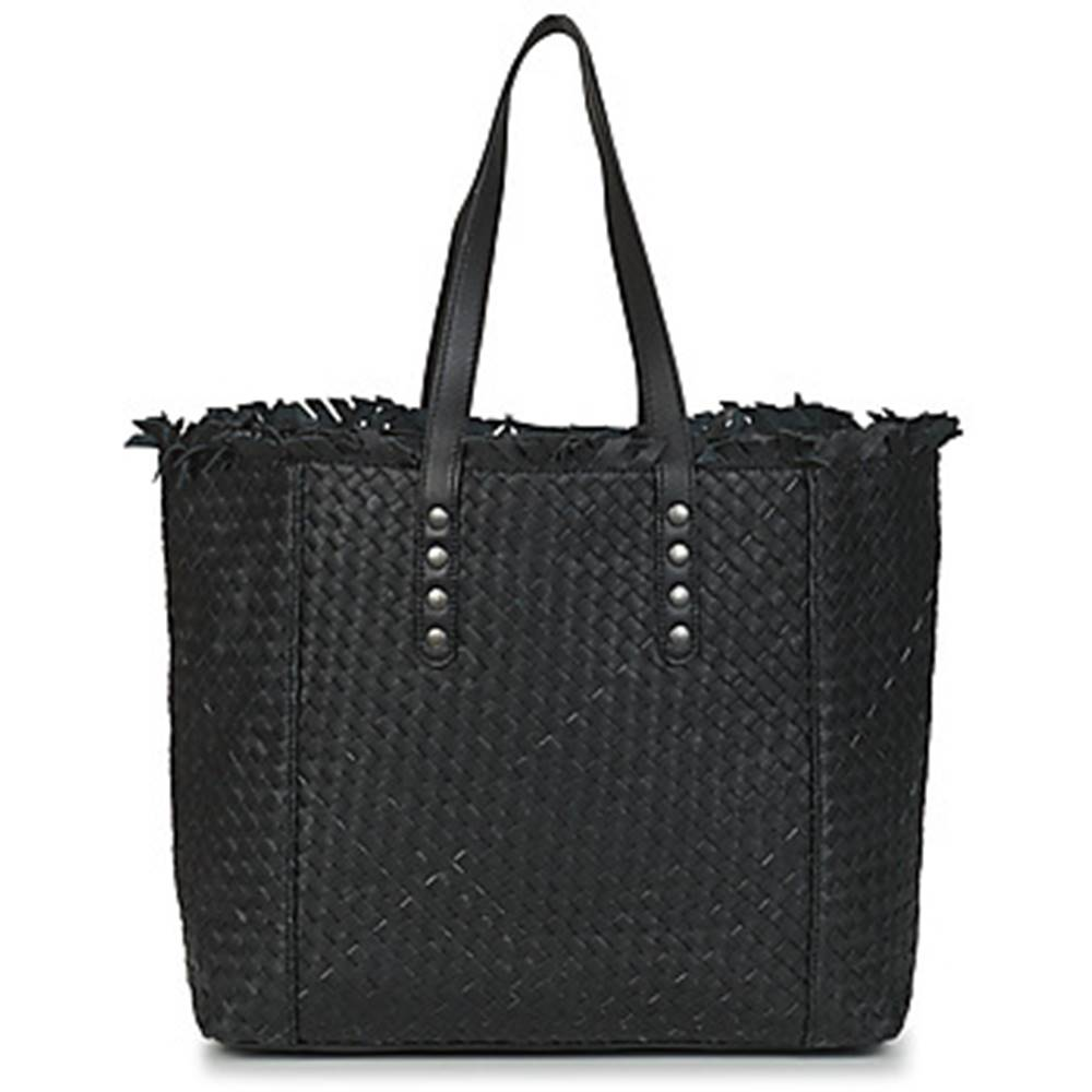Ikks Veľká nákupná taška/Nákupná taška Ikks  WORKING BAG FOLK