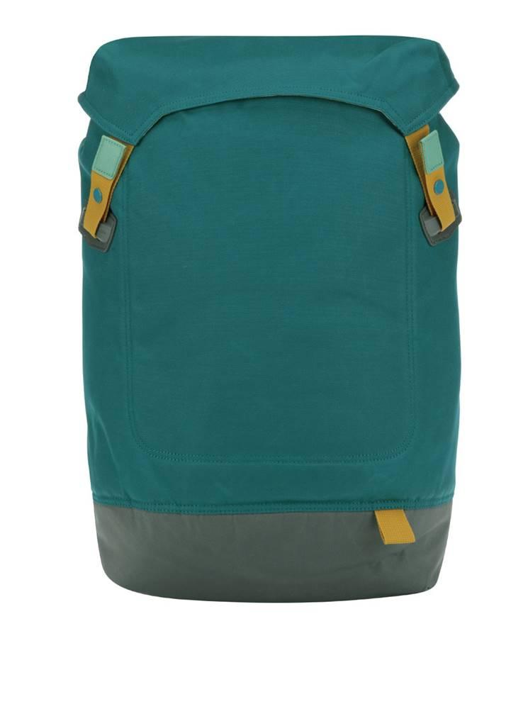 Case Logic Sivo-petrolejový batoh na notebook Case Logic Larimer 22 l