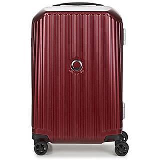 Pevné cestovné kufre Delsey  SECURITIME FRAME 55 CM DOUBLE WHEELS CABIN