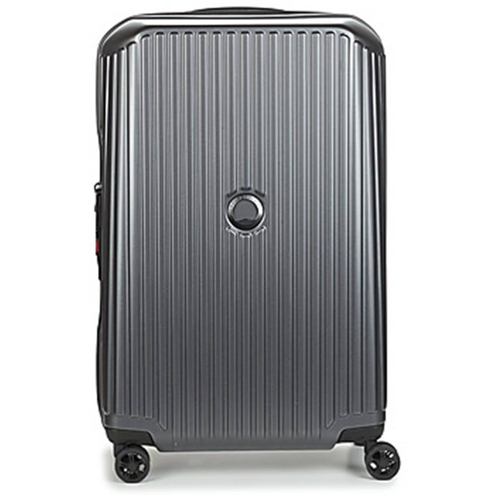 Delsey Pevné cestovné kufre Delsey  SECURITIME ZIP 68 CM 4 DOUBLE WHEELS